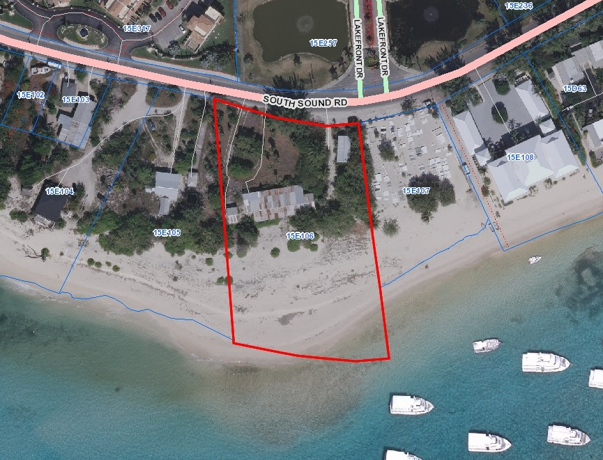 South Sound Oceanfront Land for sale, South Sound Property